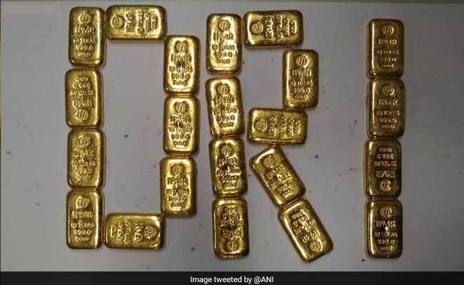Gold Worth Rs 6.8 Crore Smuggled Into India From Dubai, Sri Lanka Seized