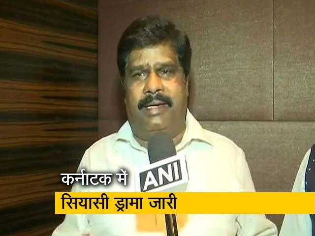 Videos : न्यूज टाइम इंडिया : कर्नाटक में जेडीएस-कांग्रेस सरकार टिकेगी या नहीं, उठापटक जारी