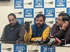 आम आदमी पार्टी के एमएलए अखिलेश पति त्रिपाठी के खिलाफ मारपीट का केस दर्ज
