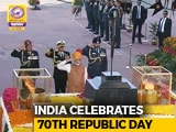 Video : PM Pays Tribute To Soldiers At Amar Jawan Jyoti