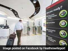 London Police Probe Suspicious Packages Near Two Airports, Rail Hub