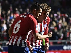 La Liga: Antoine Griezmann Rescues Atletico Madrid To 1-0 Win Over Levante