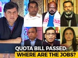 Video : How Will Citizenship And Quota Bills Impact BJP's Prospects In 2019 Polls?