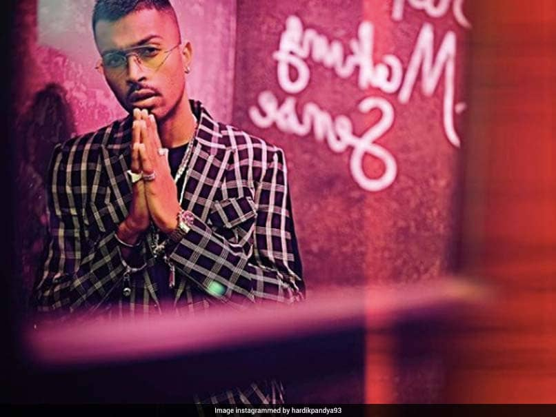 Hardik Pandya Apologises After Being Slammed For Controversial Comment On <i>Koffee With Karan</i>