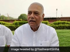 """Me,"" Says Yashwant Sinha On Next Prime Minister. He Explains"