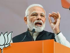 "Asking For ""Extra Time"" At BJP Meet, PM Talks Of A ""Failed Experiment"""