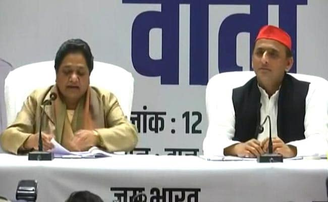 "Congress ""Also"" In Alliance: Akhilesh Yadav Amid Priyanka Gandhi Roadshow"