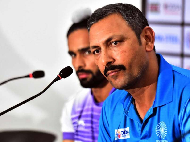 Harendra Singh Removed As Indian Men's Hockey Senior Team Coach