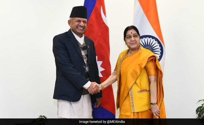 Nepal Bats For Growth Of India, China To Make Asia's Rise 'Unstoppable'