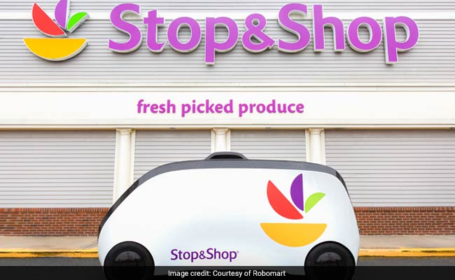 This Start-Up Is Launching Remote-Controlled 'Grocery Store On Wheels'