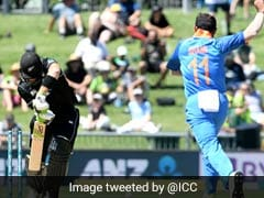 India vs New Zealand, Live Score 1st ODI: Mohammed Shami, Yuzvendra Chahal Rattle New Zealand Early In Napier