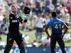 1st ODI: Martin Guptill, Jimmy Neesham Show Six Appeal As New Zealand Beat Sri Lanka