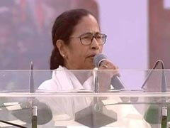 "Kolkata Rally LIVE Updates: ""Their Expiry Date Has Come,"" Says Mamata Banerjee"
