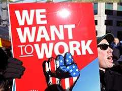 """We Want Our Pay"": US Workers Protest Amid Partial Government Shutdown"