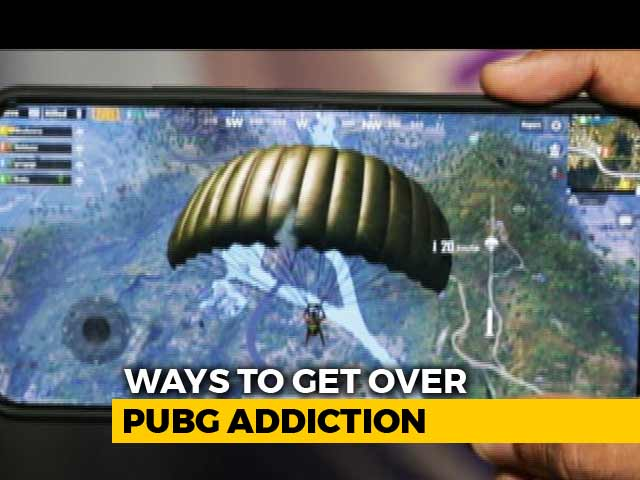 Video : How To Tackle The PUBG Addiction