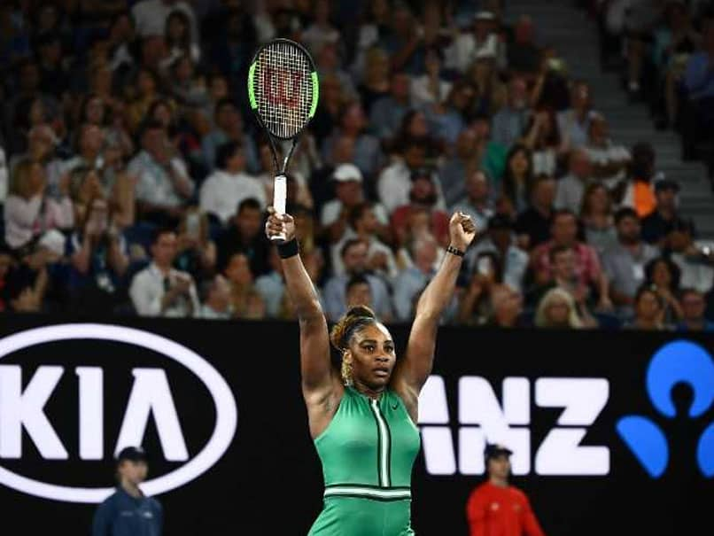 Australian Open: Serena Williams Beats World No.1 Simona Halep To Reach Quarterfinals