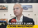 Video : Hyundai India To Pump In 7,000 Crores Of Fresh Investment In Tamil Nadu