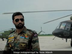 <i>Uri: The Surgical Strike</i> Box Office Collection Day 6 - Vicky Kaushal's 'Sensational' Film Eyes 100 Crore Bounty
