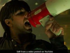 Gully Boy रणवीर सिंह की हॉलीवुड एक्टर विल स्मिथ ने की धांसू तारीफ, Video देखकर आप भी कहेंगे वाह