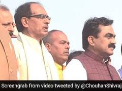 मध्य प्रदेश के पूर्व मुख्यमंत्री शिवराज सिंह चौहान ने गाया वंदे मातरम, देखें VIDEO