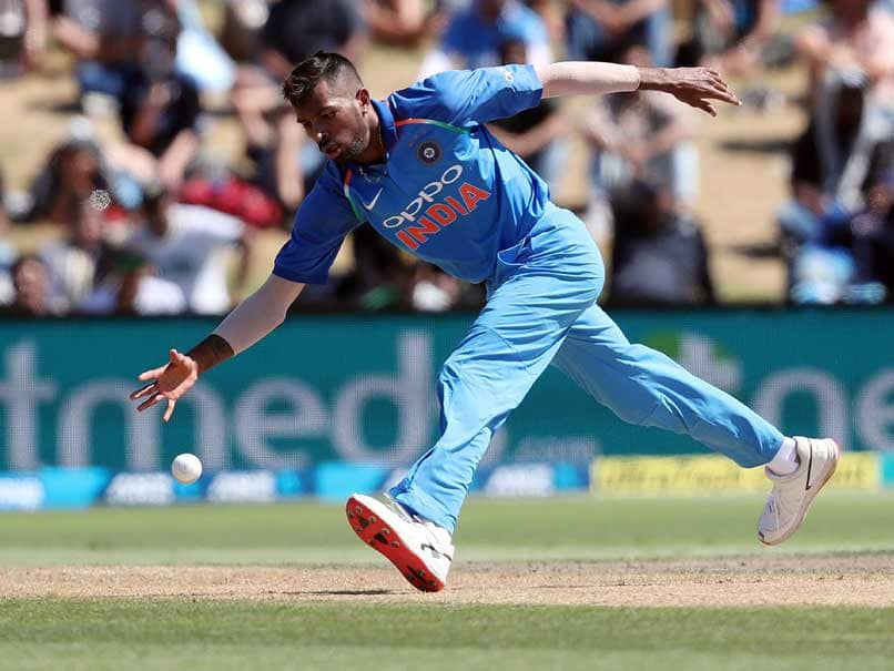Watch: Hardik Pandya Marks His Return With Stunning Catch