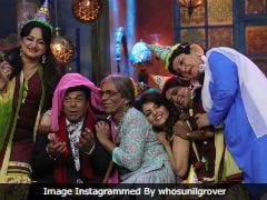 Sunil Grover's <i>Kanpur Wale Khuranas</i> To Reportedly Go Off Air. Here's Why