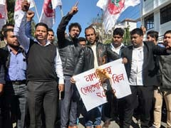 Protests Against Citizen Bill Continue In Northeast, BJP On Back Foot