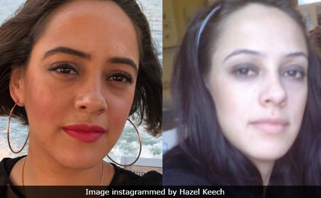 Hazel Keech Reveals Struggle With Depression, Bulimia Via Viral #10YearChallenge