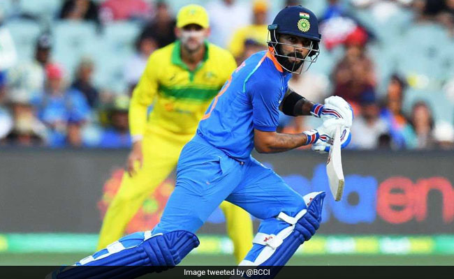 Mohammad Azharuddin Says, Virat Kohli May score 100 Centuries If He maintain His Fitness Like That
