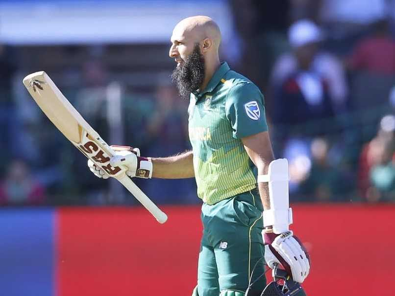 Hashim Amla Breaks Virat Kohlis Record With 27th ODI Hundred