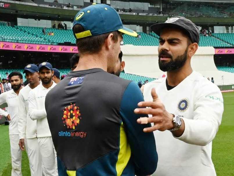 "Virat Kohli Has Something To Say About ""Ego"" To Australians For Ashes"