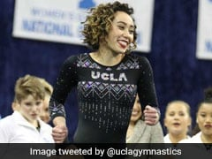 US Gymnast Katelyn Ohashi