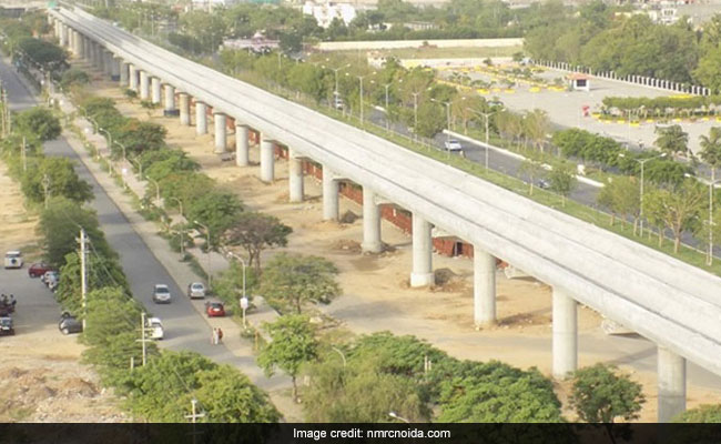 Rs 500 Fine For Commuters Without Face Mask: Noida Metro