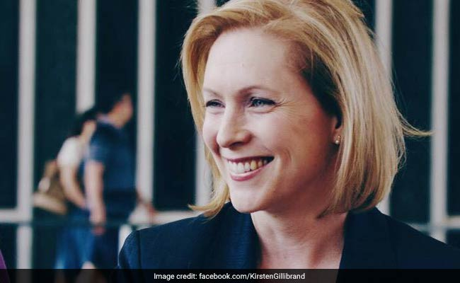 Sen. Kirsten Gillibrand takes step toward presidential run
