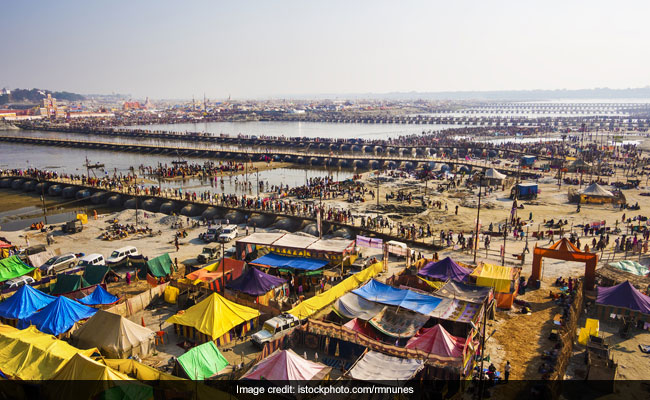 Prayagraj: Food Hub At Kumbh To Offer Cuisines From Different Indian States�