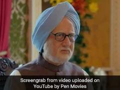 "<i>""The Accidental Prime Minister""</i> YouTube Trailer ""Missing"": Anupam Kher"