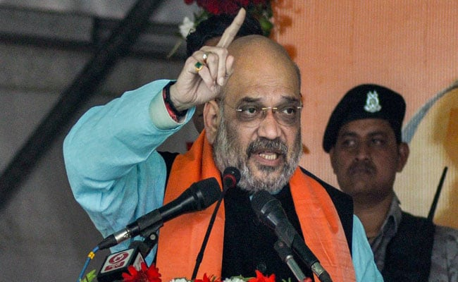 Budget Proves Centre Dedicated To Poor, Farmers And Youths: Amit Shah