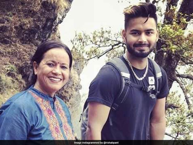 """""""Thanks For Taking All The Stress"""": Rishabh Pant"""