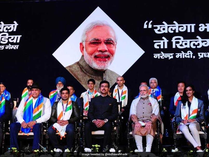 Khelo India Platform For Youth To Fulfil Sporting Dreams, Says PM Narendra Modi