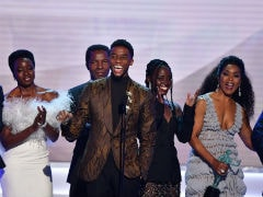 SAG Awards 2019: <i>Black Panther</i> Wins Top Prize, Boosting Oscar Chances