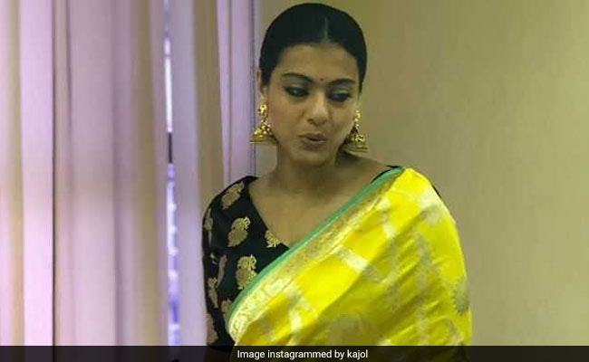 Kajol's 'Whiling Away The Week' Post Will Drive Away Your Mid-Week Blues And How