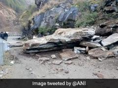 Hundreds Of Tourists Stuck In Himachal's Bir Billing Landslide Rescued