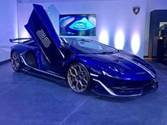 Lamborghini Aventador SVJ Launched In India