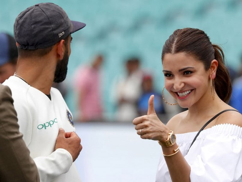 India vs Australia: Anushka Sharma Posts Special Message For Virat Kohli, Team India After Historic ODI Series Win