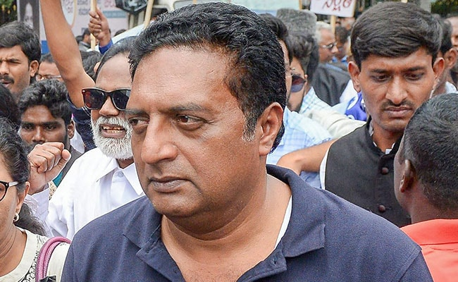 BJP MP Regrets Posting Derogatory Article Against Prakash Raj