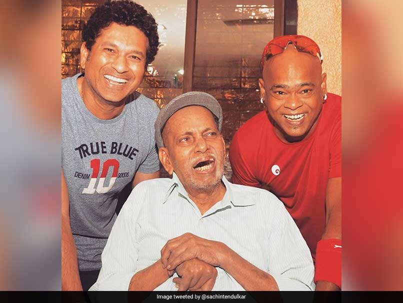 Sachin Tendulkar Recalls First Tip He Received From Late Cricket Coach Ramakant Achrekar