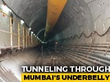Video : 17 Giant Tunnel-Boring Machines At Work As Mumbai Awaits New Metro Line