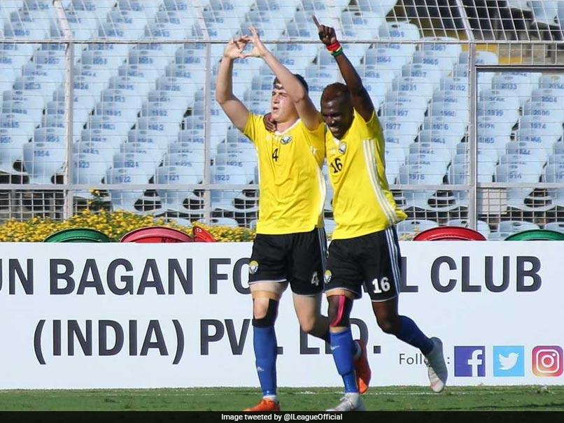 I-League: Real Kashmir Stun Kolkata Giants Mohun Bagan