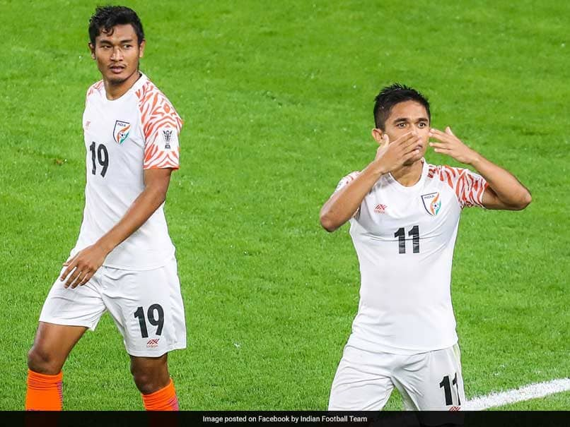 Asian Cup: India Eye Historic Knock-Out Berth In Sunil Chhetris Record-Equalling Match Against Bahrain