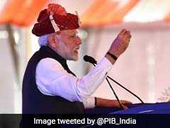 """Anxious Opposition Shouting <i>Bachao, Bachao</i>"": PM Modi On Grand Kolkata Rally"